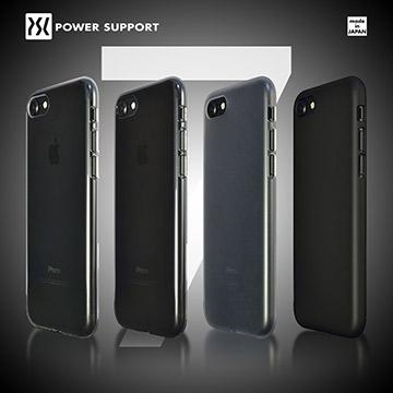quality design 59c4e 7e5f6 POWER SUPPORT iPhone 7 Plus(5.5吋) Air Jacket 超薄保護殼- PChome 24h購物