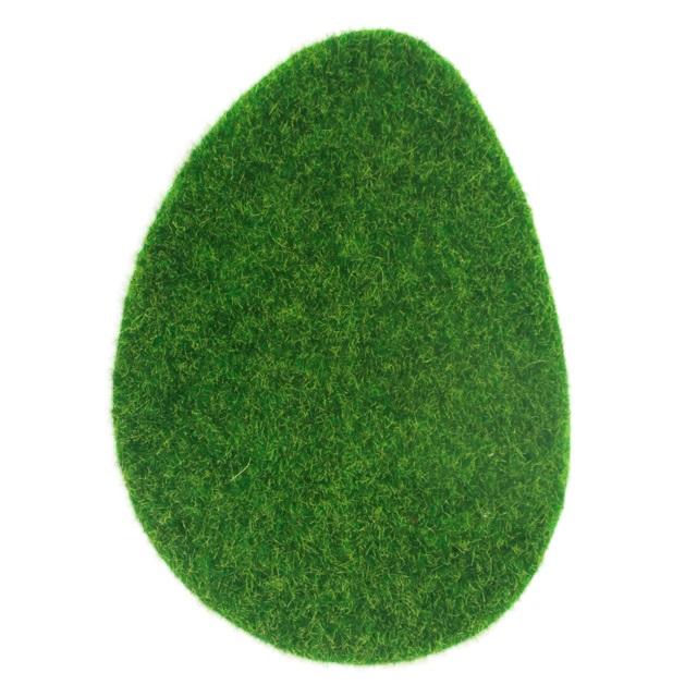 無草皮裝飾墊-蛋型