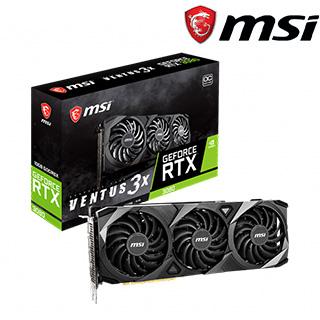 微星 GeForce RTX3080 VENTUS 3X 10G OC+X470+B560M+240R+100R+A650GF
